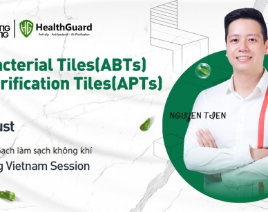 ​Dongpeng Healthguard Vietnam session!